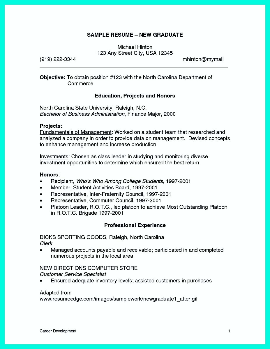 Sample Resume For High School Dropout Frizzigame - Sample resume of high school graduate