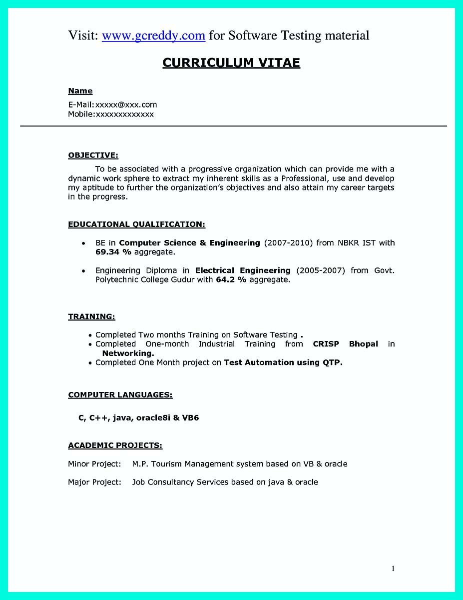 resume format for diploma freshers sample customer service resume resume format for diploma freshers diploma fresher resume format 9amjobs resume sample to get job soon