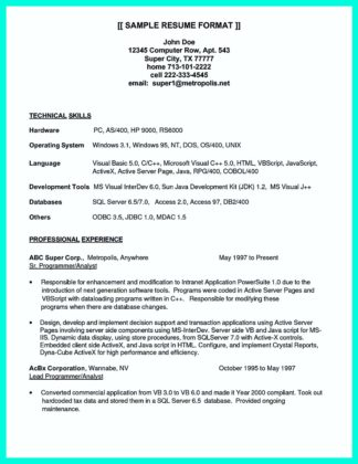 example resume game programmer professional resumes sample online