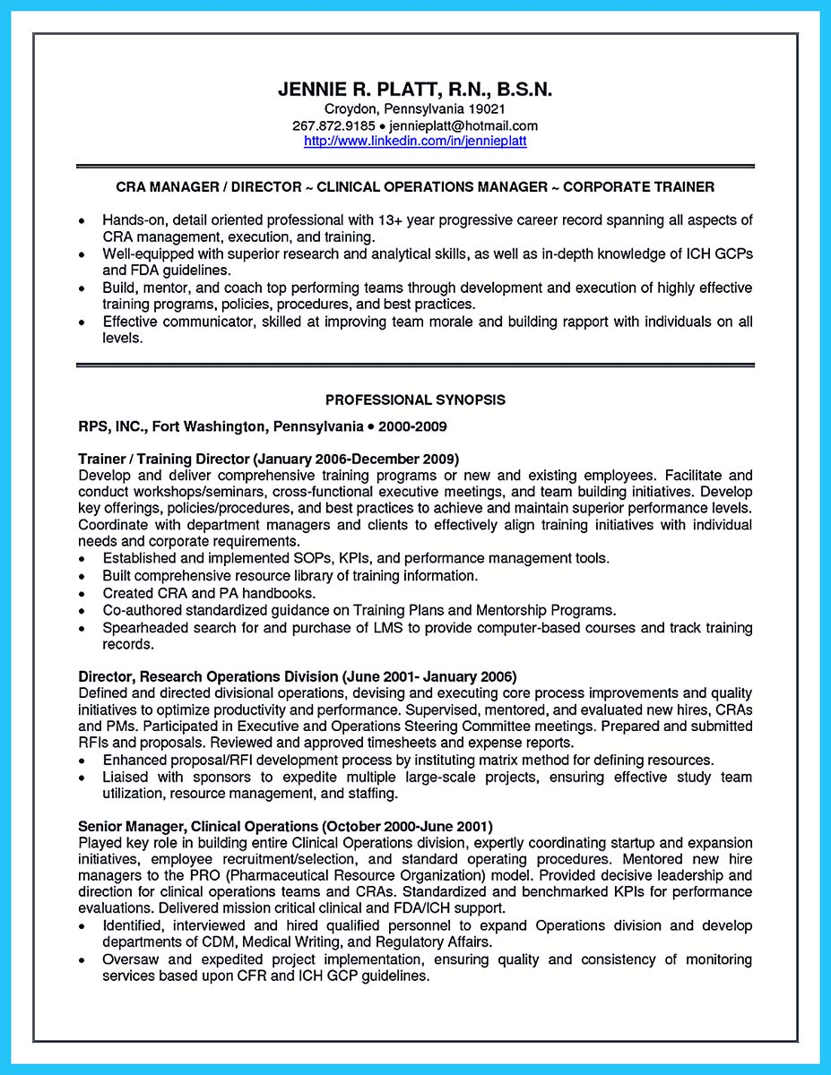 Corporate Trainer Cover Letter Images - Cover Letter Sample