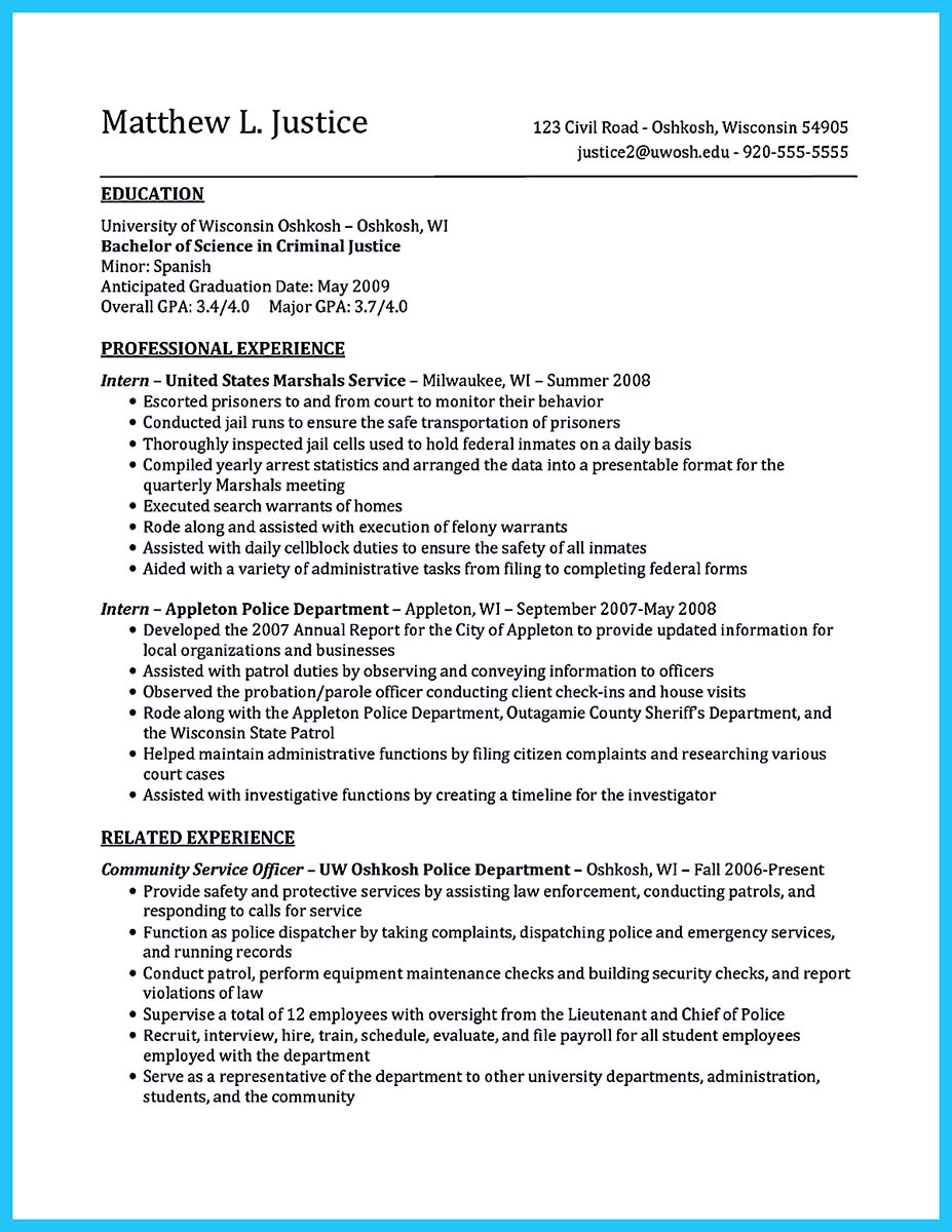 steps for writing a resume