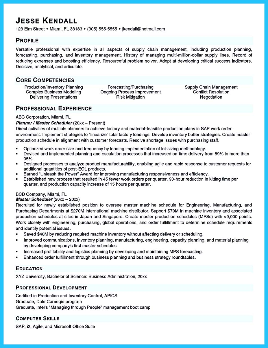 crna resume template for school
