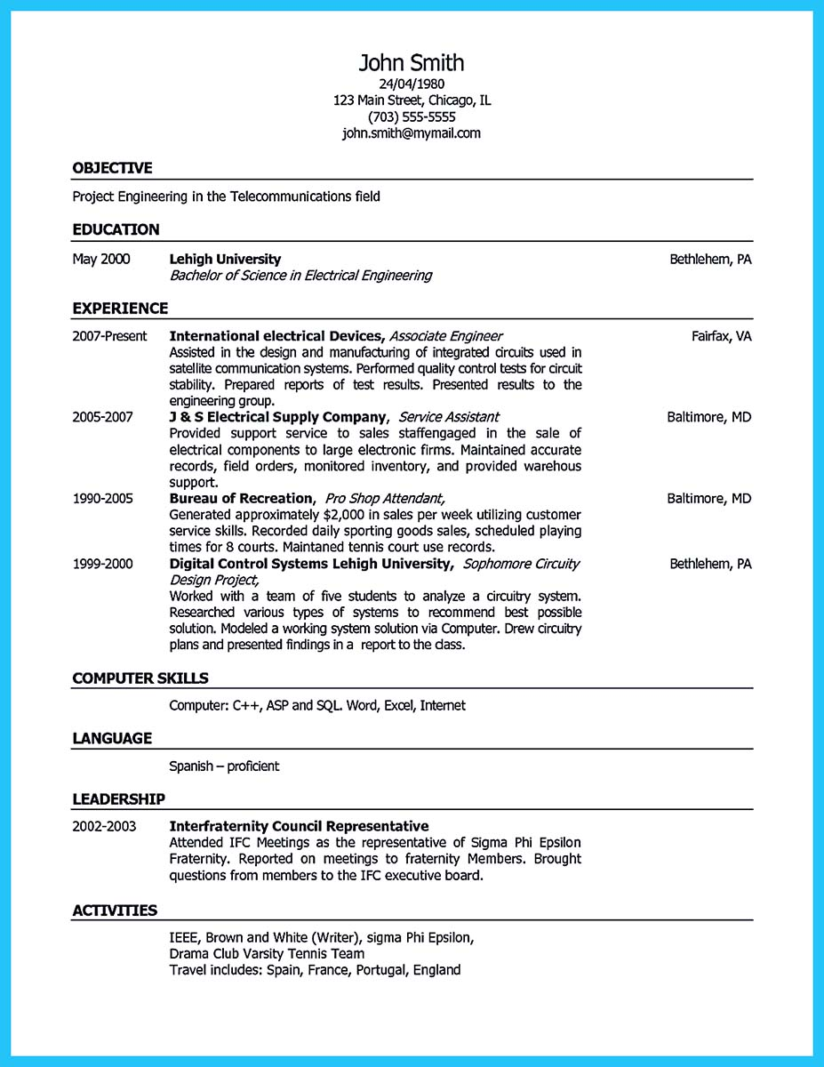 problem solving on resume