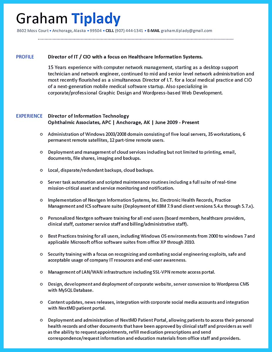 security resume example and samples