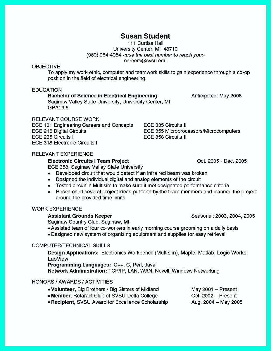 Electrical Engineering Cover Letter Sample Cover Letter Of ...
