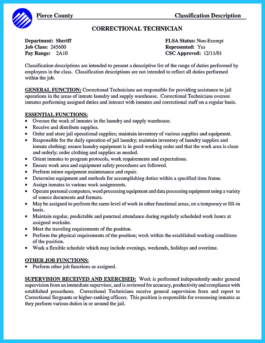 entry level sample resume