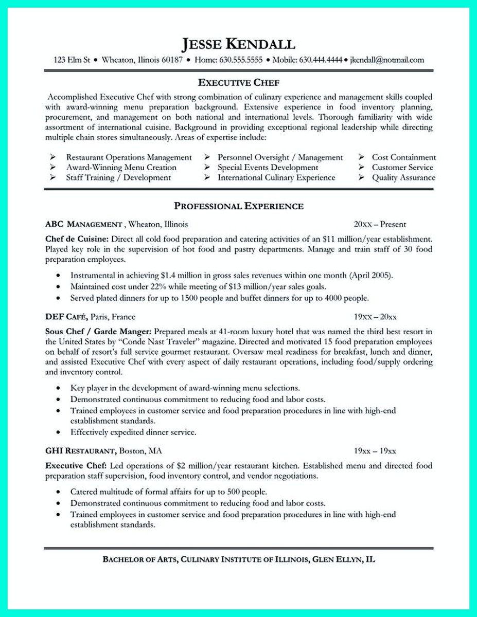 resume examples for college recruiters sample customer service resume examples for college recruiters resume objective college recruiter format and chef resume pdf 324x420 chef