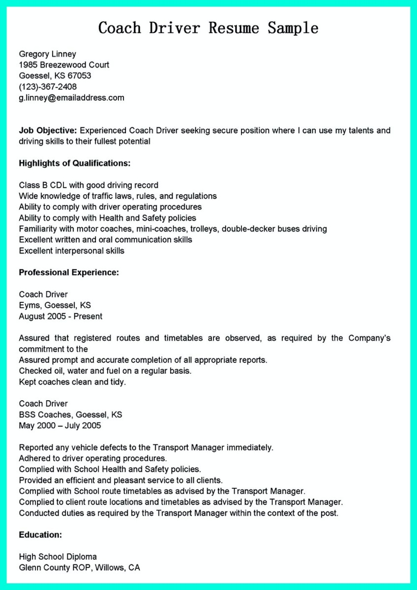 Driver Cover Letter Examples Icoverorguk Class B Driver Cover