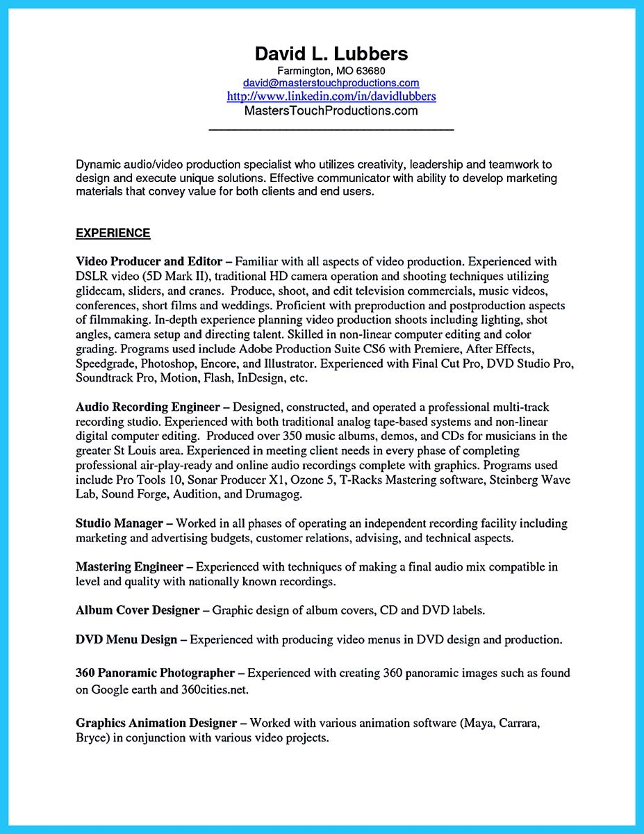 videographer resume samples visualcv resume samples database a video resume required for my advertising practicum adprac