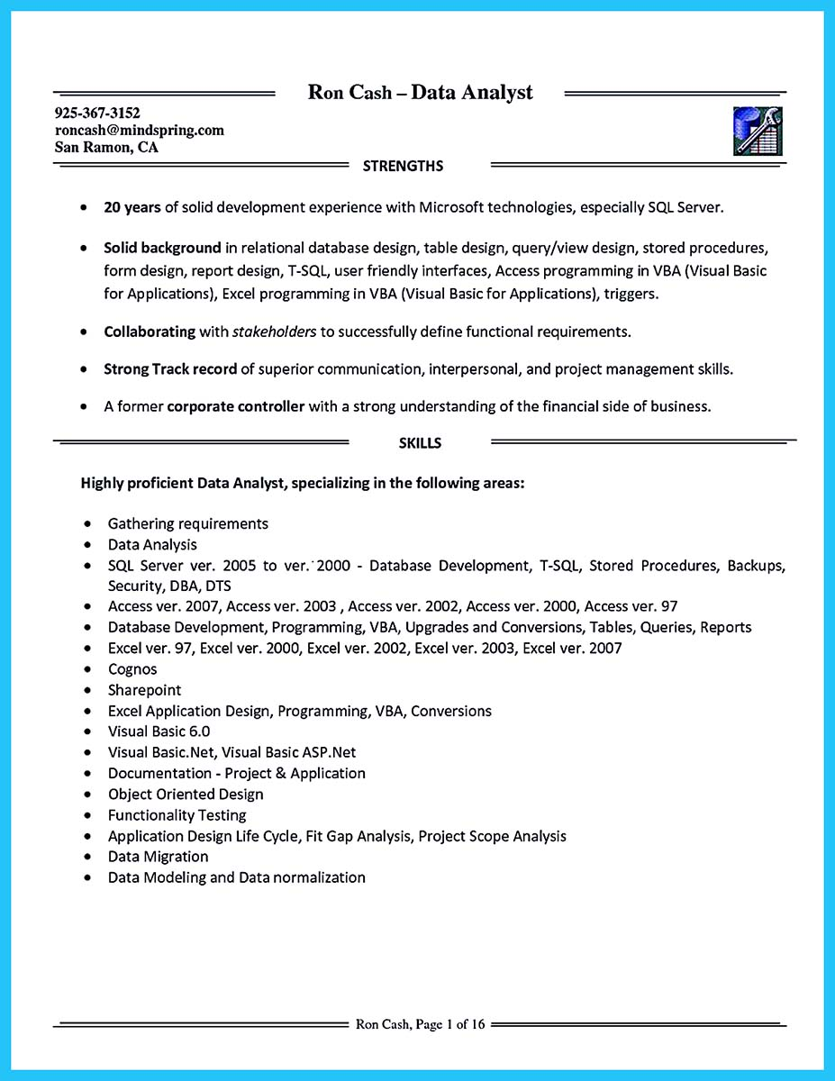 resume for different companies