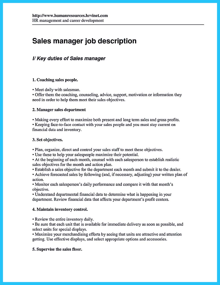 cosmetic sales resume sample commercial manager resume samples