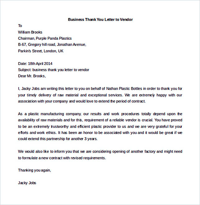 38+ Business Letter Template Options Know Which Format to Use