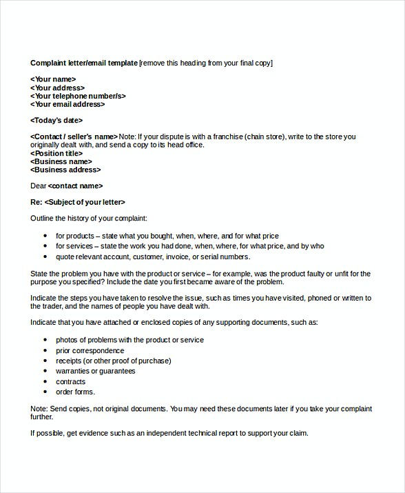 Tips to Make Good Electronic Cover Letter Format
