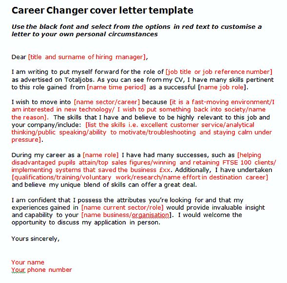 Example of a Great Cover Letter Secrets You Should Know - great cover letter secrets