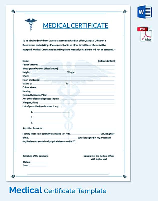 Medical Leave Application for the Further Action - how to write an leave application