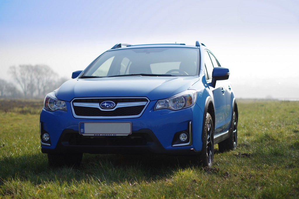 Car Review Subaru Xv Snellewagens Be