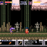 SNES A Day 63: The Legend of the Mystical Ninja