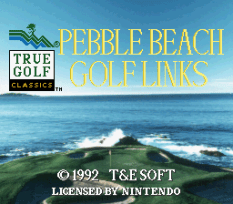 True Golf Classics - Pebble Beach Golf Links 01