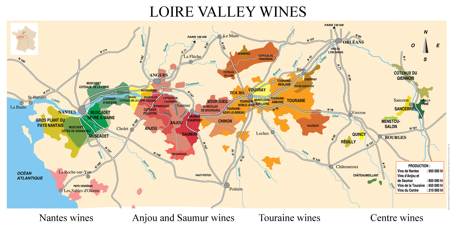 Msa Salon De Provence Wine Tasting Vineyards In France Jacques Vincent Reuilly Loire