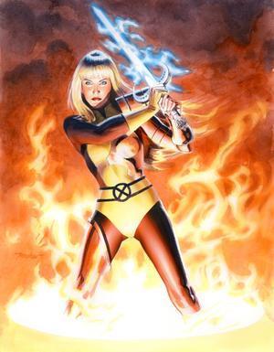 New Girl Wallpaper 2013 Magik Marvel Untold Mux