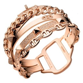 Hermes Rose Gold bracelet