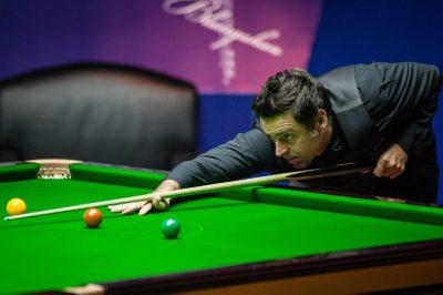 Ronnie O'Sullivan Shanghai (WS) - SnookerHQ