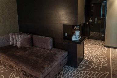 Hotelzimmer 216, Falkensteiner Hotel, Belgrad