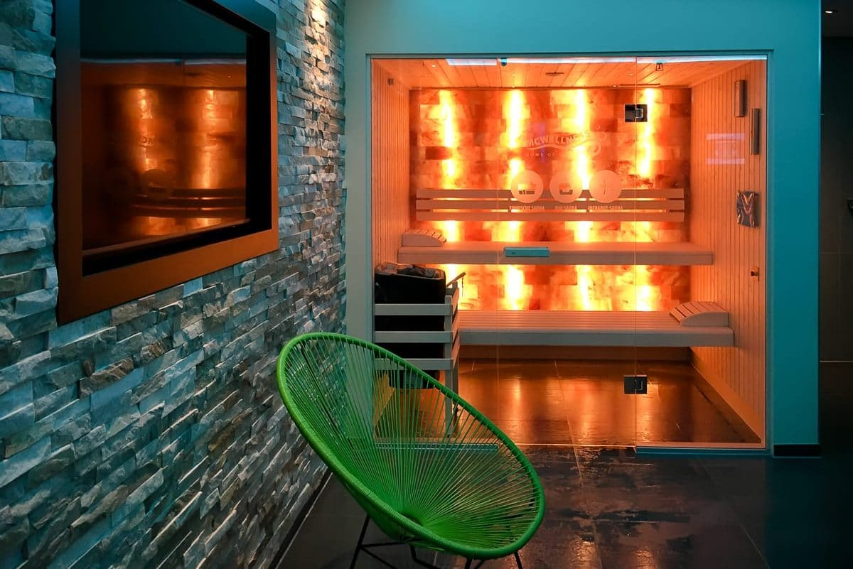Privatsauna Wellness On Demand - Das Neue Mcwellness Dortmund Ii