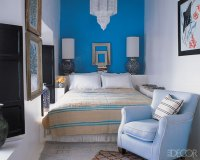 1000+ images about Bedroom on Pinterest | Blue accent ...