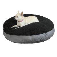 round dog bed cover - 28 images - dog food accessories get ...