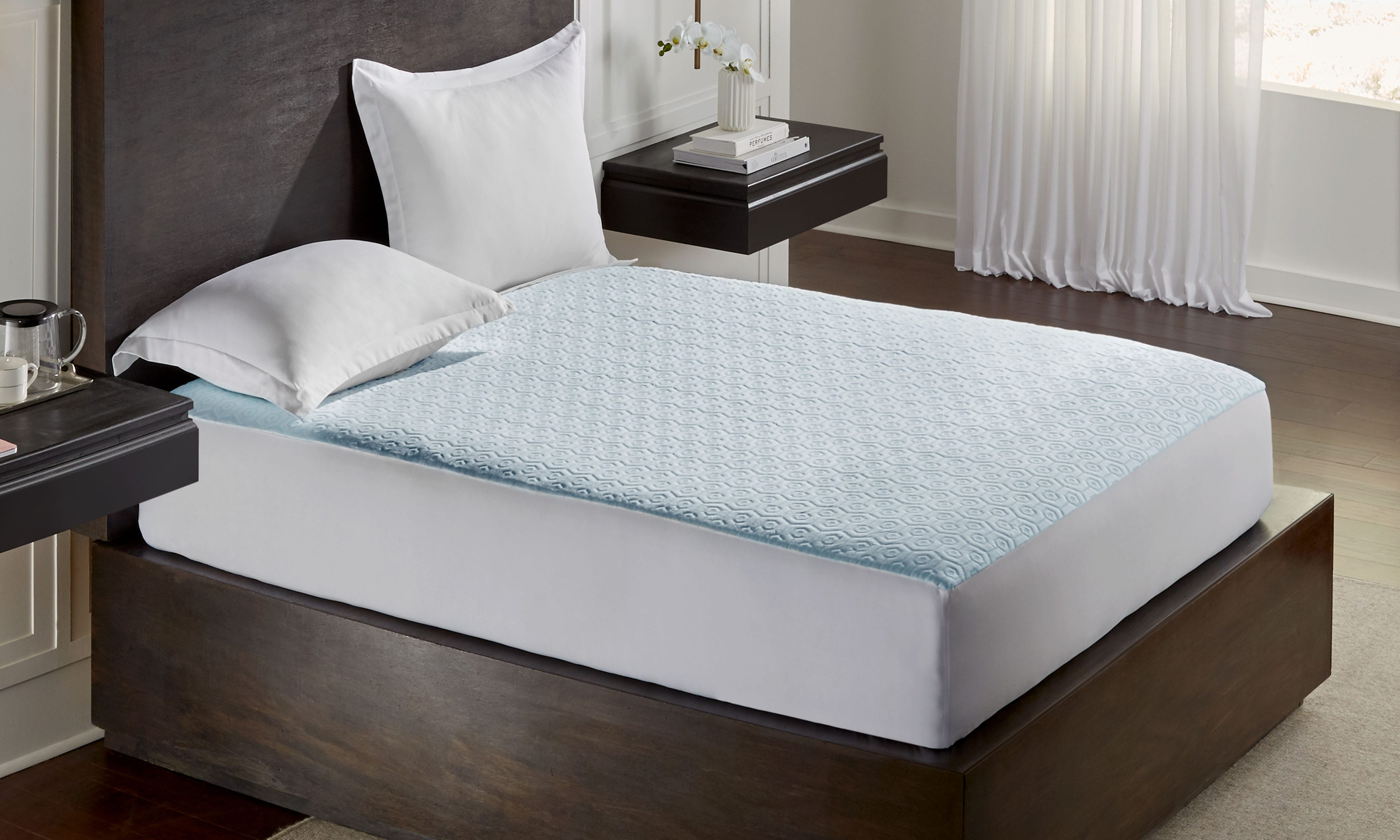 Serta Mattress Uk The Best Cooling Mattress Pad Top 7 Products Of 2019 Snoremagazine