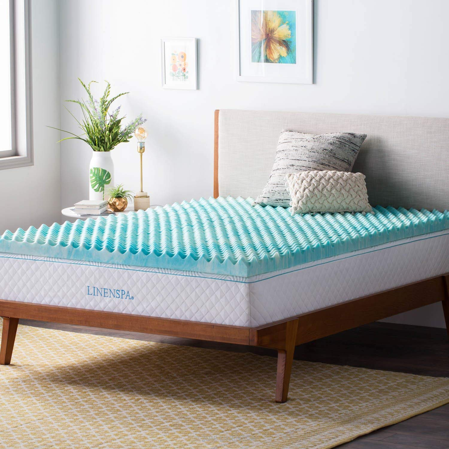 Best Mattress Amazon The Best Mattress Topper For Back Pain Brands And Buying Guide For