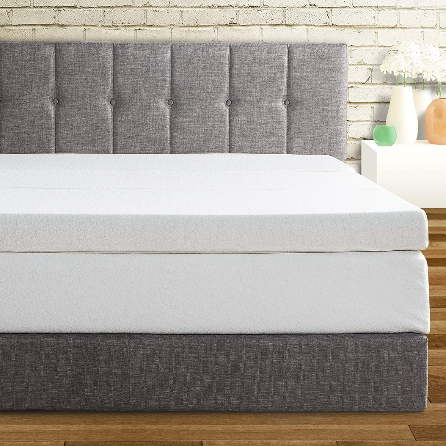 Best Foam Matress The Best Memory Foam Mattress Topper Brands And Buying Guide For