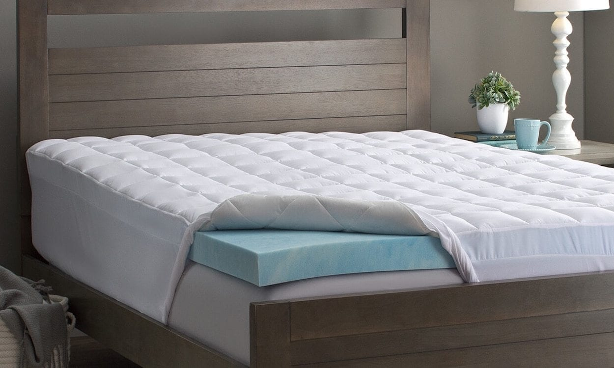 Memory Foam Mattress Toppers The Best Memory Foam Mattress Topper Brands And Buying Guide For