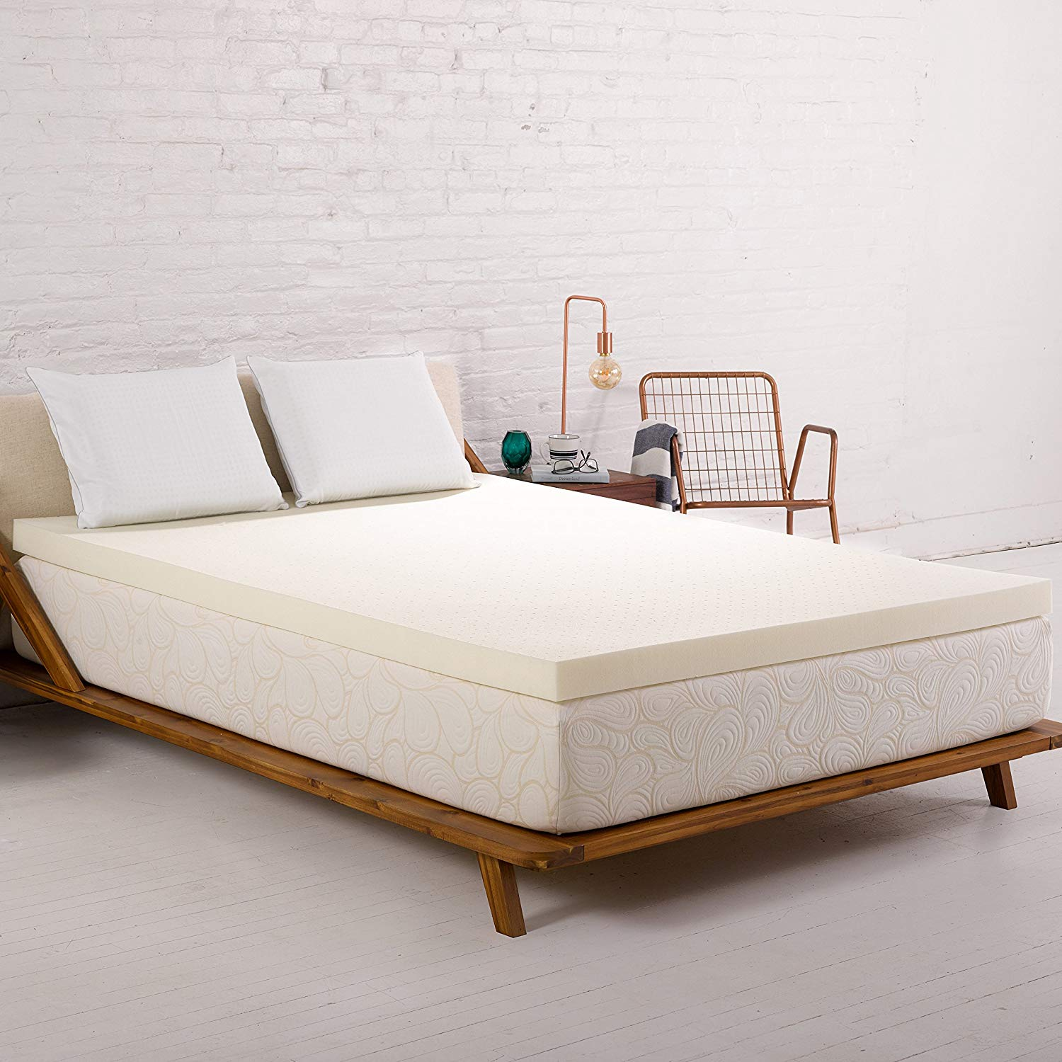 2 Inch Gel Mattress Topper The Best Memory Foam Mattress Topper Brands And Buying Guide For