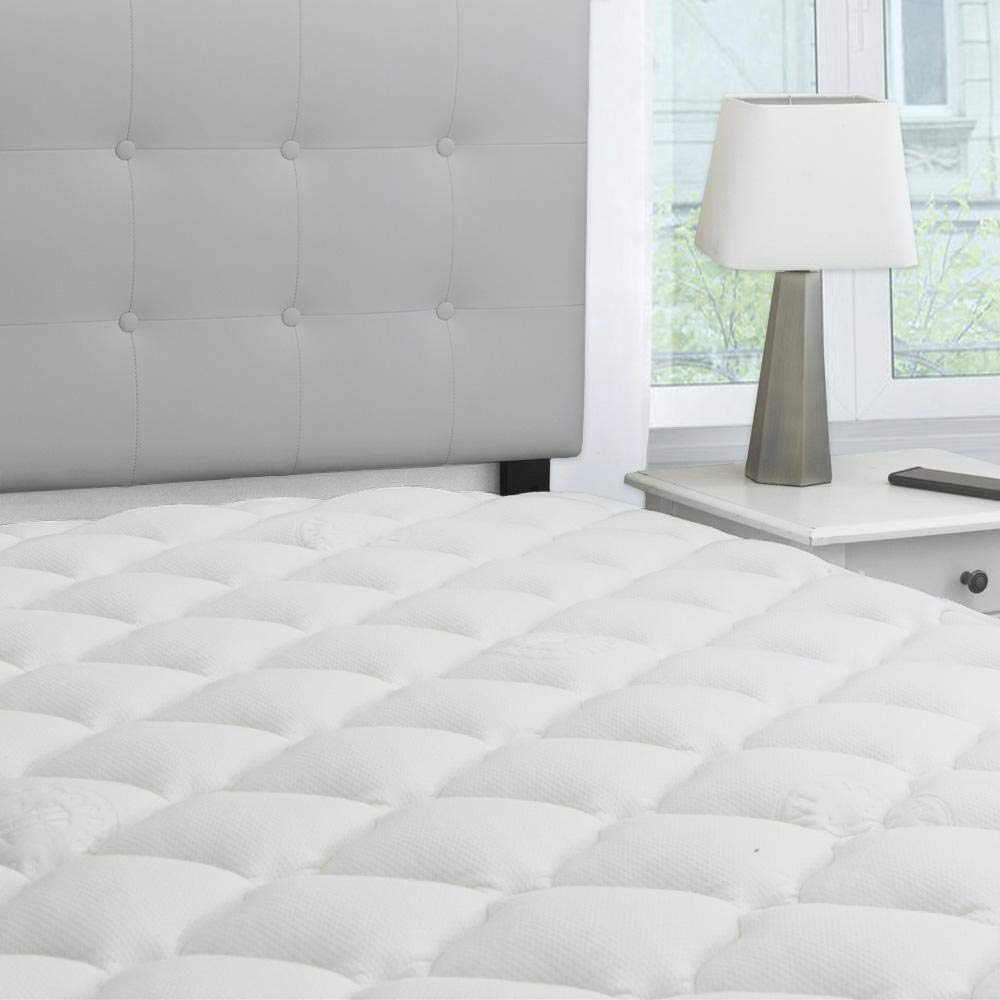 Bamboo Mattress Topper Review Bamboo Mattress Topper The Best Items For 2019 Snoremagazine