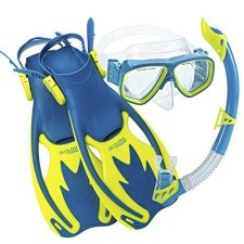 Cressi Kids Snorkel Set Review with Kid Friendly Bright Colors