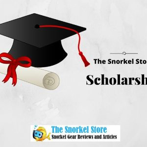 First Annaual Snorkel Store Scholarship Finalists and WINNER!