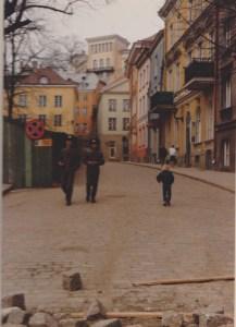 Mitt første møte med Baltikum var som seksåring i 1983