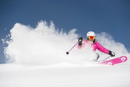 Snow Motion Ski Tip - In Between Turns