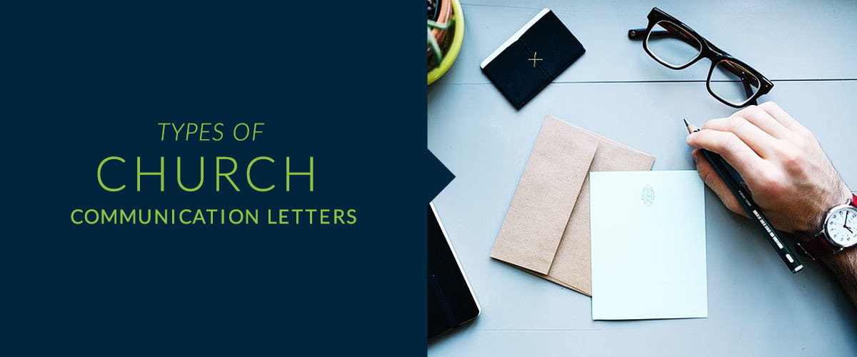 9 Essential Church Communication Letters Free Sample - Snowball