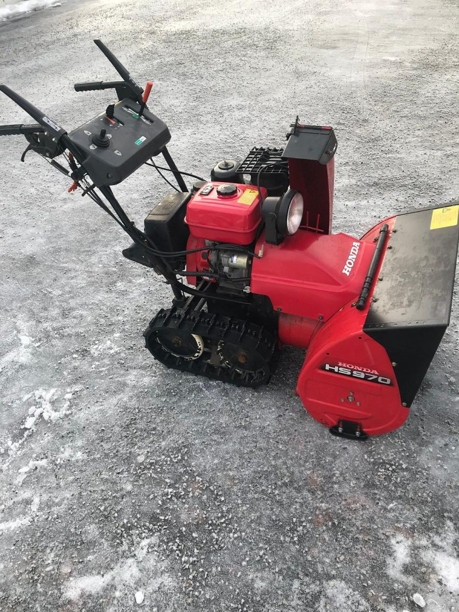 Used Snow Blowers What To Look For Buying Used Hs970 Snowblower Forum Snow