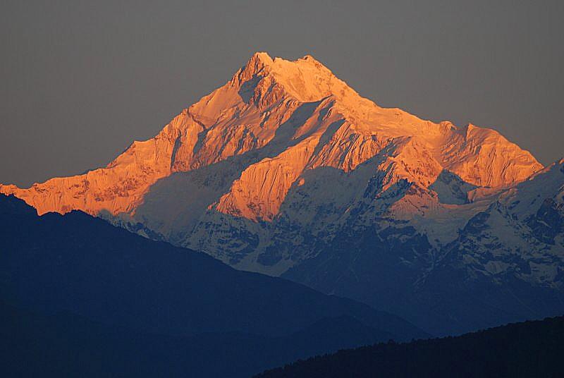 Snow Falling Desktop Wallpaper Tragedy On The World S Third Highest Peak Five