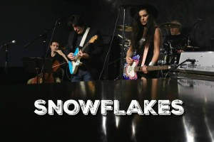 Snowflakes Live On Stage