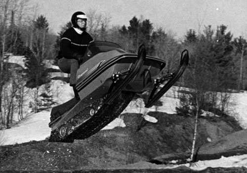 Suspension Molecular What Is Snowmobiling's Next Big Thing? - Snowmobile.com