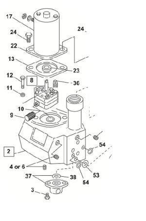 western uni mount wiring diagram