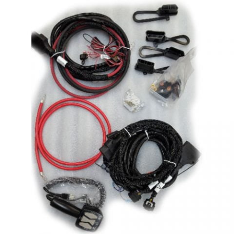 SnowDogg Part # 3009691 - Plow Harness Kit With Control Harness