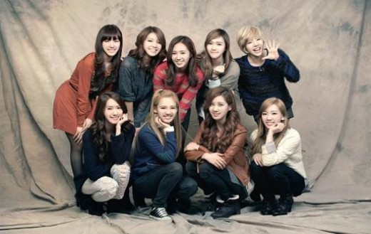 Girls Generation Tiffany Wallpaper Girls Generation And Dangerous Boys Snsd Korean