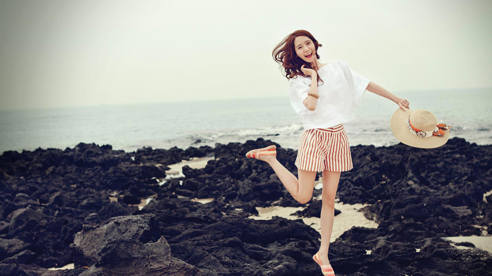 Sunny Girls Generation Wallpaper Yoona Amp Innisfree In Jeju Snsd Pics