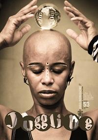 Juggling Magazine, kansi